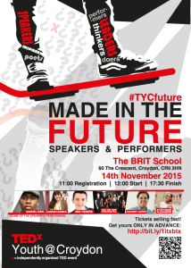 TedX Made in the Future 2015 1