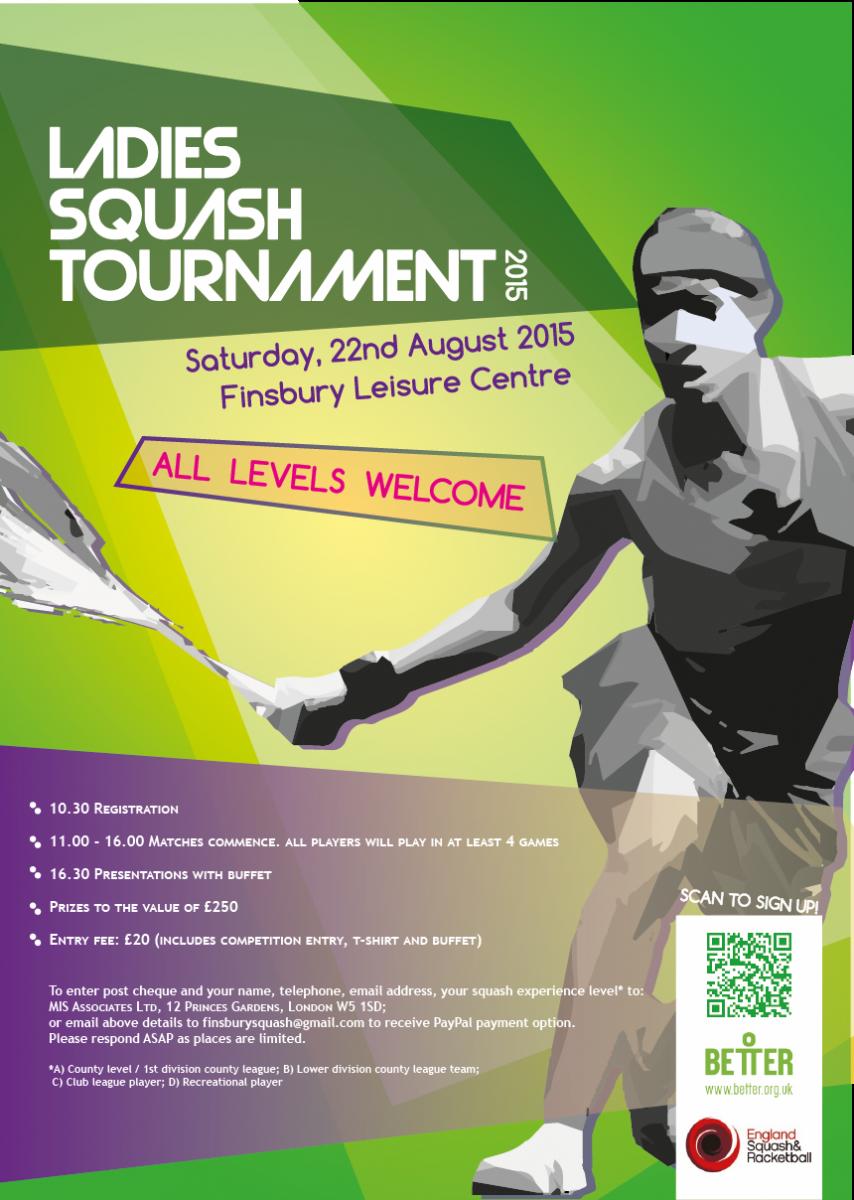 Squash Tournaments Jelena Haj Portfolio